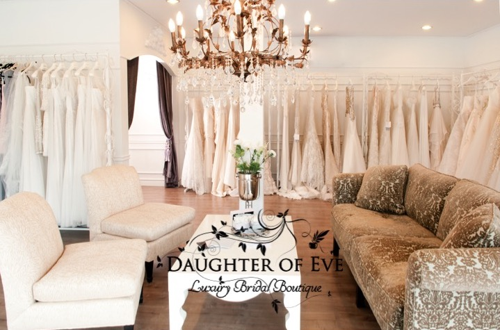 inside the bridal boutique phuket thailand