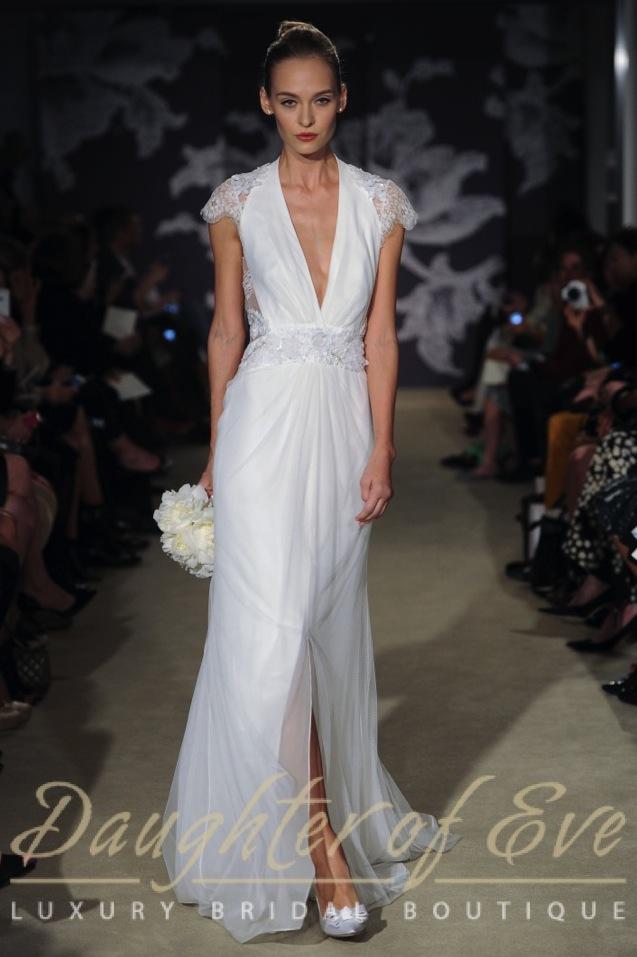 carolina herrera cassidy bridal dress
