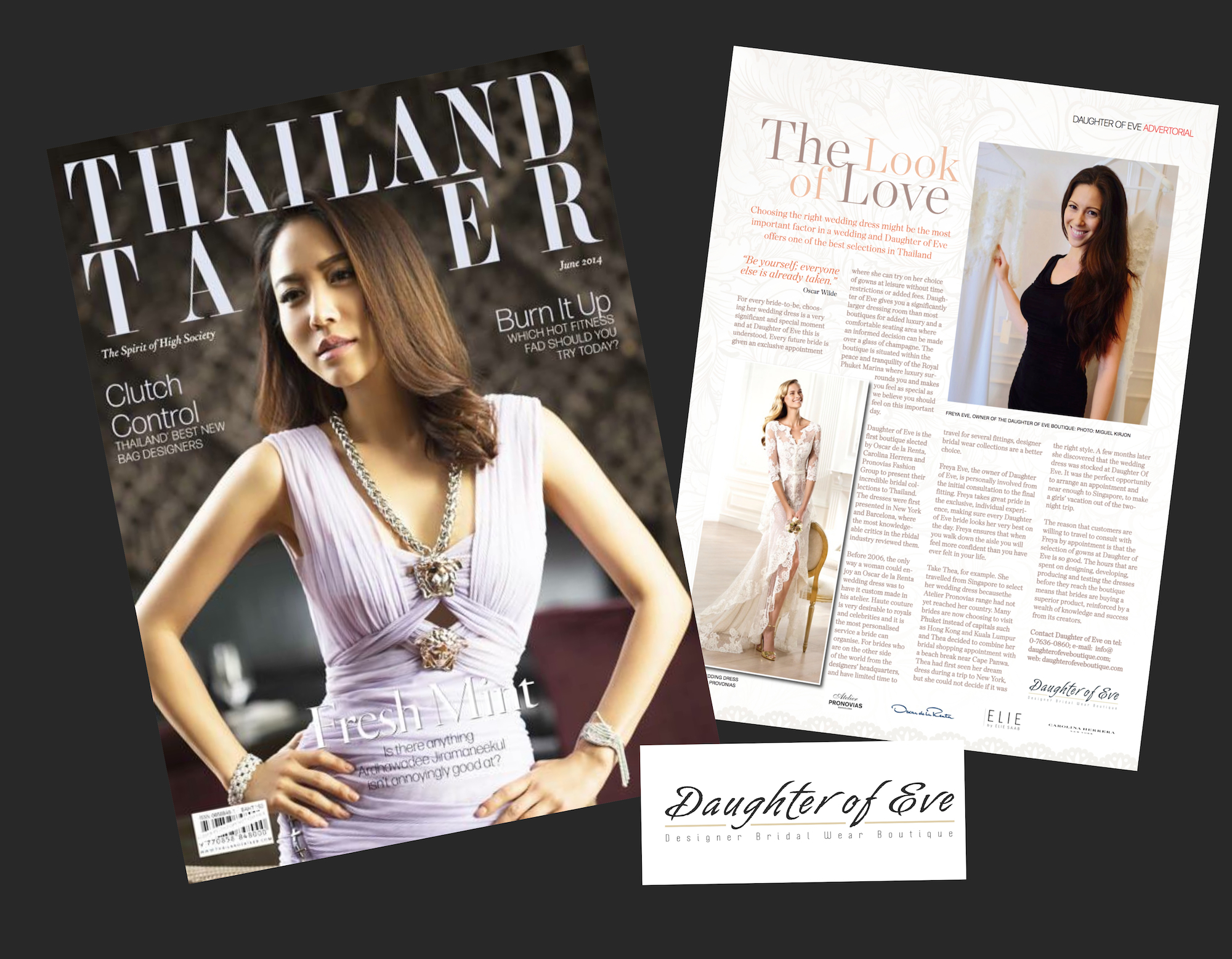 Style Report – Thailand Tatler