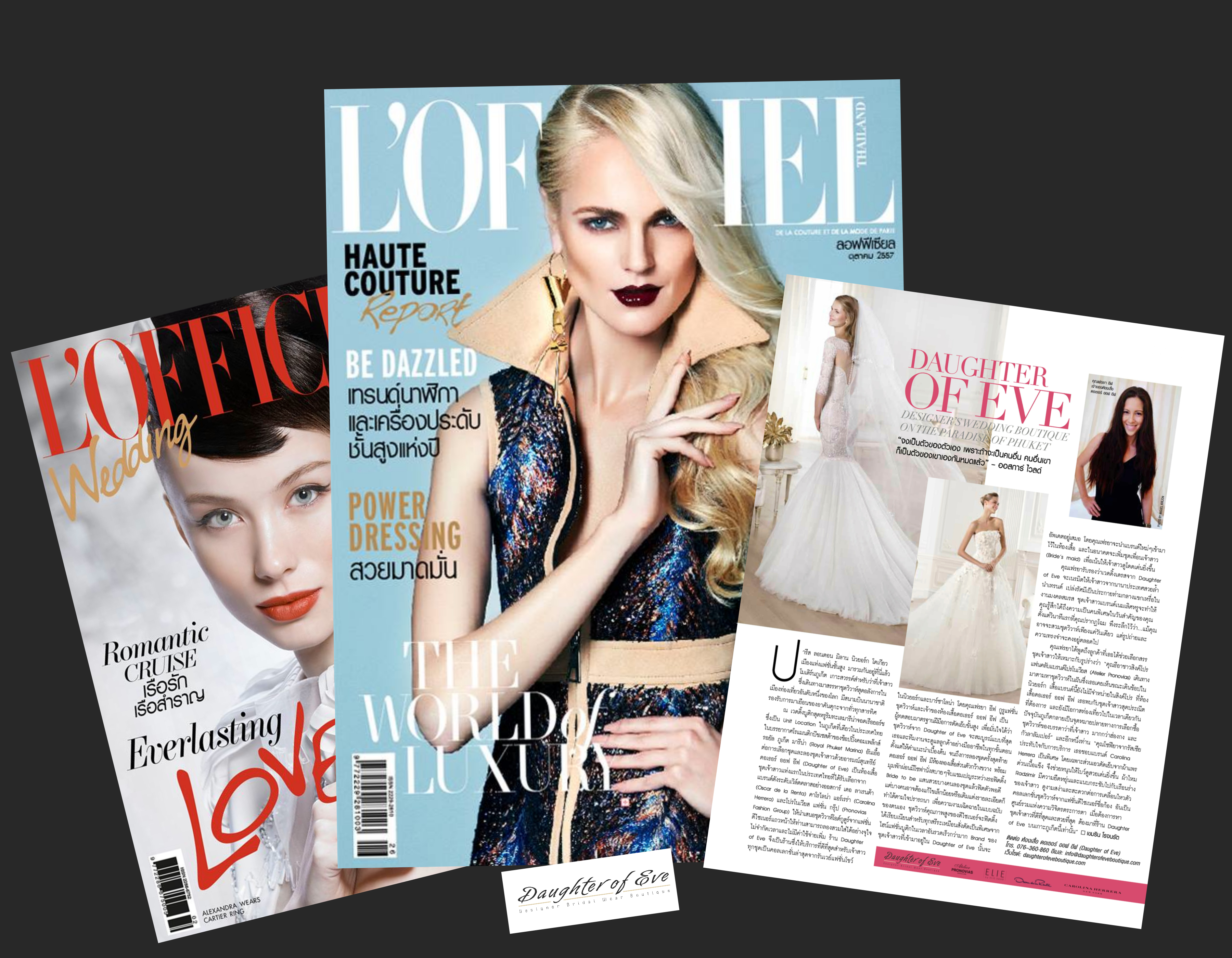 Style Report – L'Officiel Thailand