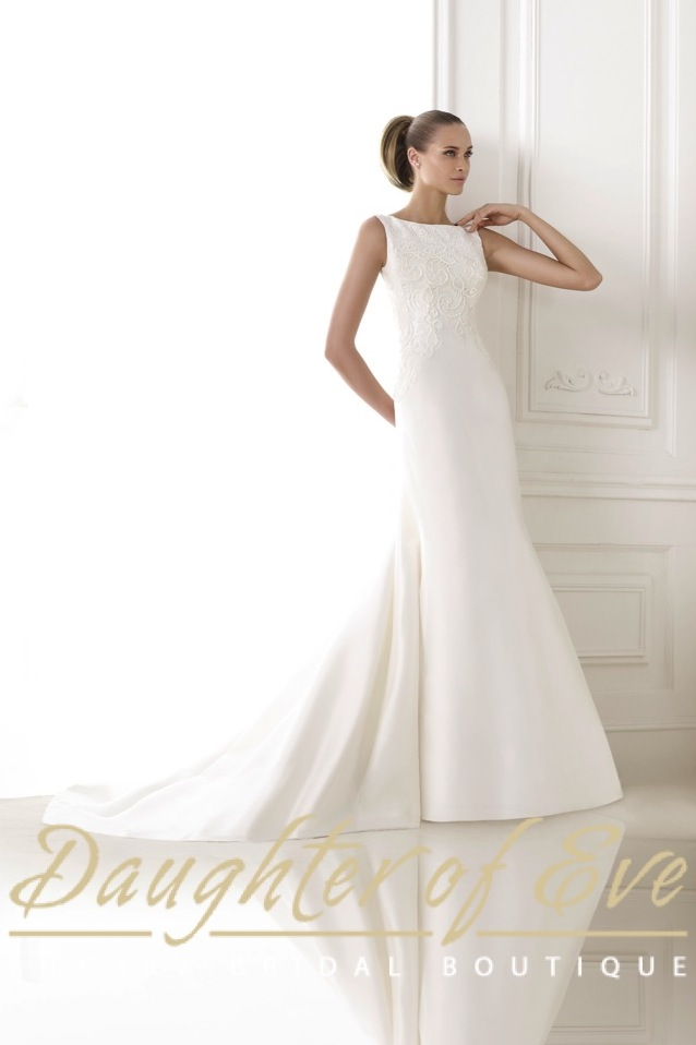 Bonnie Pronovias www.daughterofeveboutique.com image