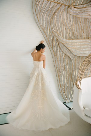 Carolina Herrera wedding dress - Daughter Of Eve bridal boutique