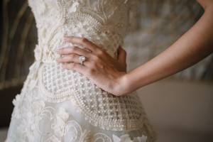 Carolina Herrera wedding dress - Daughter Of Eve bridal boutique